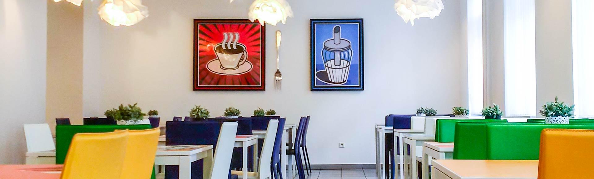 GastroBistro Praha 5 Zborovská ulice kontakt